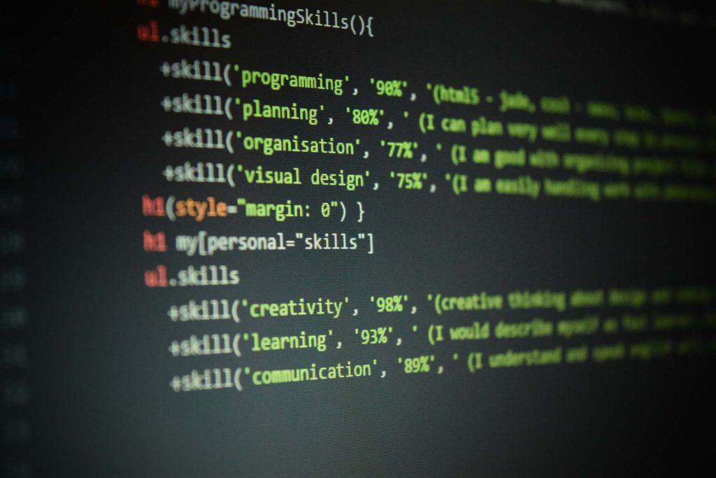 HTML・CSSのイメージ